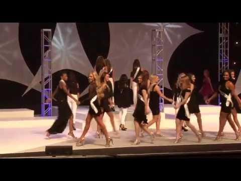 2017 MISS MISSISSIPPI USA AND MISS MISSISSIPPI TEEN USA OPENING NUMBER