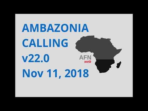 AMBAZONIA CALLING 23 NOV 11 2018