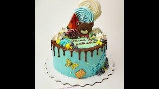 видео торт