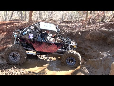 Single Seat Rear Engine Buggy on Maxxis Tires