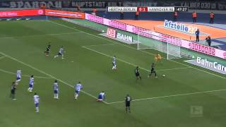 Hertha Berlin vs. Hannover 96