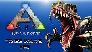 Ark: Tribe Wars [Koop - 019] Da will er Krieg!