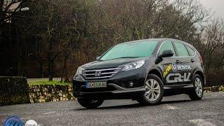 Honda CR-V Test Drive HCM