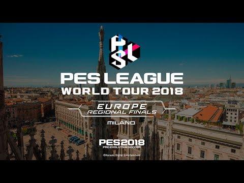 PES LEAGUE 2018 - MILANO ROUND