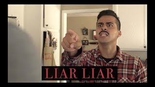 Liar Liar | David Lopez