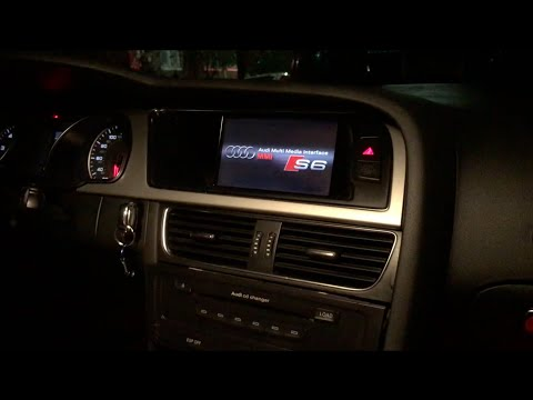 How to fix Audi MMI | Multi Media Interface Screen Comes on and then Shuts off