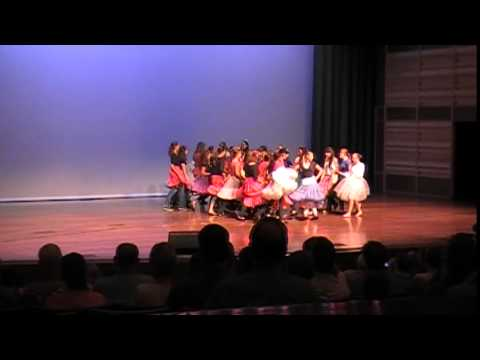 Knollcrest Music Camp 2014 - West Side Story