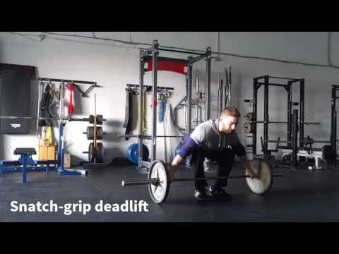 9 Deadlift Variations For Technique Mastery
