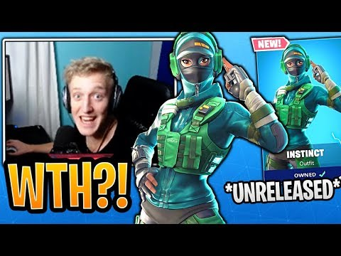 Tfue Spectates Player With UNRELEASED *NEW*