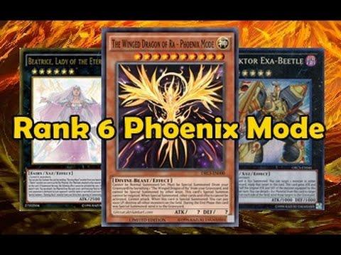 Rank 6 Phoenix Mode style