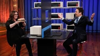 Jimmy and Melissa compete against each other in Box of Lies - a game that rewards deception. Subscribe NOW to The Tonight Show Starring Jimmy Fallon: ...