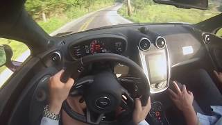 2017 McLaren 570GT - POV Review