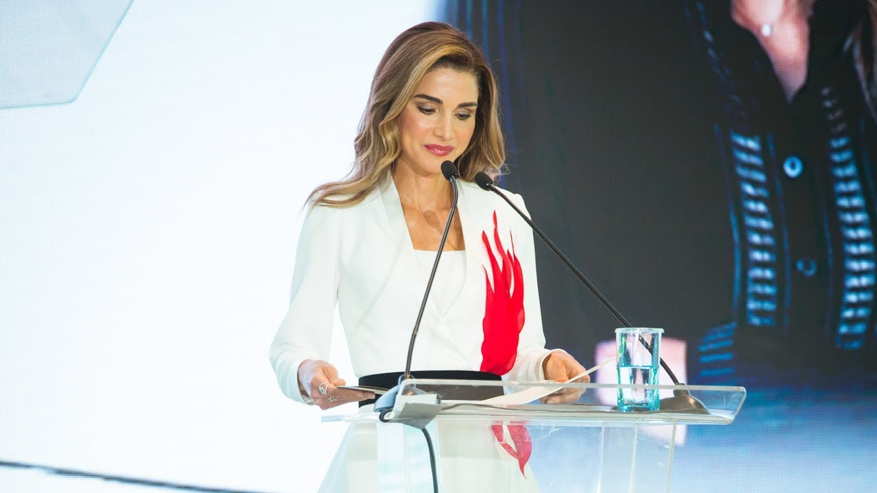 54daf860346f Queen Rania's speech at XIN Philanthropy Conference 2018 - Hangzhou, China