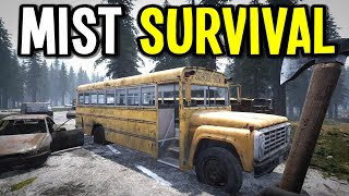 The Best Zombie Survival Game of 2020?! - Mist Survival Gameplay