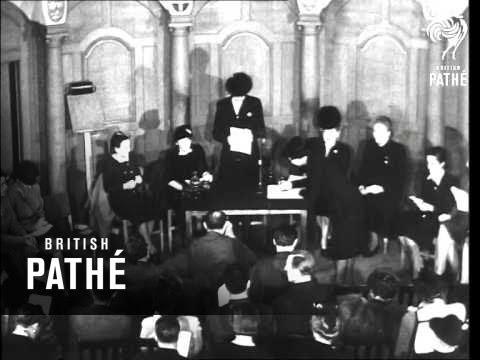 Women's Resolution At UN 1946