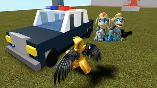 Adventure Bay PAW Patrol-Roblox gameplay