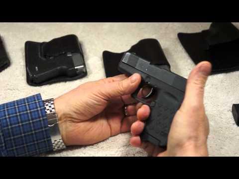 Diamondback DB9 Uncle George's Wallet Holsters