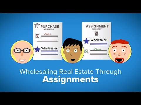 Real Estate Wholesaling Explained: How An Assignment Of Contract Works