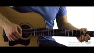 Payback Guitar Lesson and Tutorial Rascal Flatts