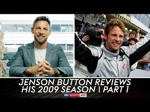 Jenson Button: My 2009 F1 title-winning memories with Brawn GP