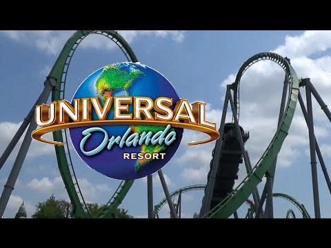 Universal Orlando Construction Update 4/13/2016 Kong, Hulk & More
