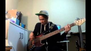 All Around - Israel Houghton(Bass Cover)
