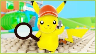 Lego POKEMON Detective Pikachu