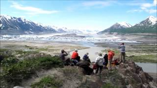 Lowell Lake, Alsek River, Goatherd Hike, Kluane National Park and UNESCO World Heritage Site