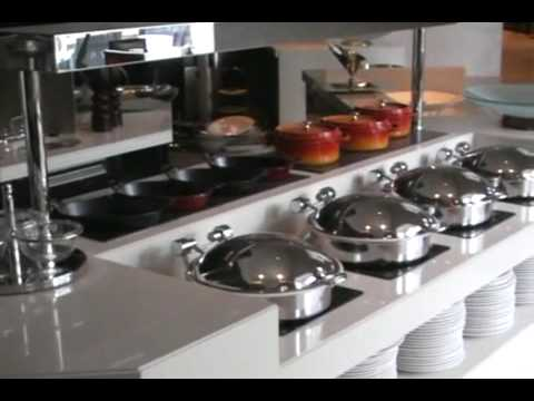 All day dining counters by rhine kitchen equipment llc in for 5 star kitchen designs