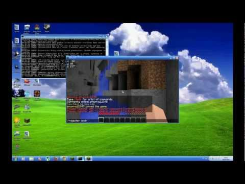 Tutorial #5 - Cum Sa Faci Un Server De Minecraft Cu Pluginuri