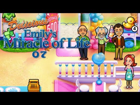 DELICIOUS: EMILY'S MIRACLE OF LIFE • #07 - Windelrausch | Let's Play