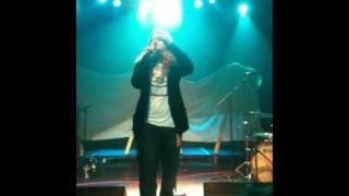Kate Tempest - Life Of A Scribe - Koko, London - 23/03/2010