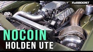 One fast old Holden Ute | fullBOOST