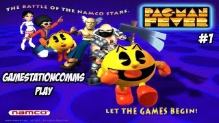 Lets Play Pac-Man Fever! Part 1