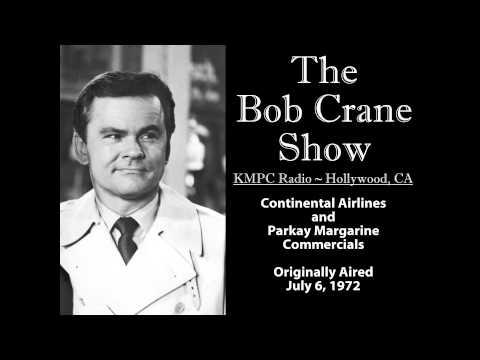 The Bob Crane Show / KMPC-Radio, Hollywood, CA / July 6, 1972