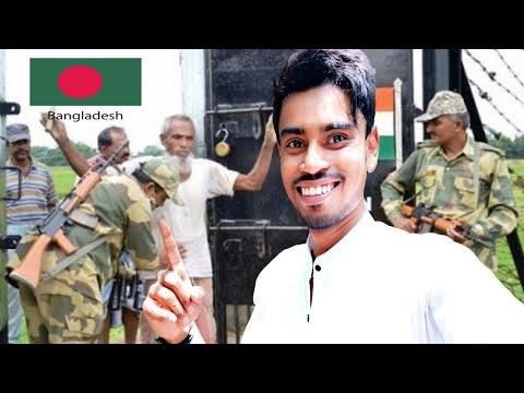 An unexpected journey to india bangladesh border !!