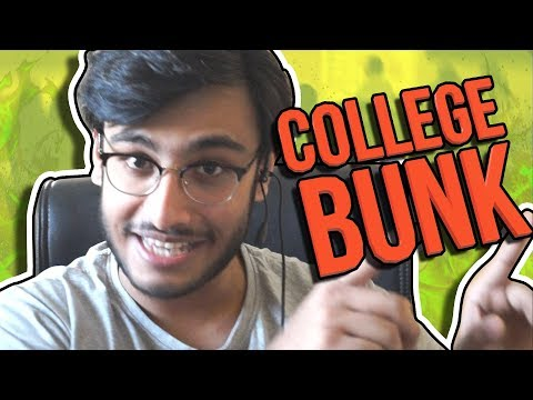 HOW I BUNKED COLLEGE FOR 3 MONTHS