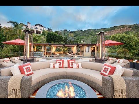 Outdoor Decorating |California Luxury Home | Interior Design | Terrace REVEAL