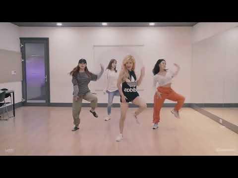 MAMAMOO - Egotistic [DANCE PRACTICE + MIRRORED + SLOW 100%]