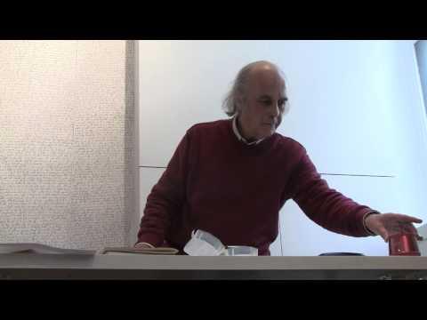 Mahu: Test Centre - Paul Buck: part one