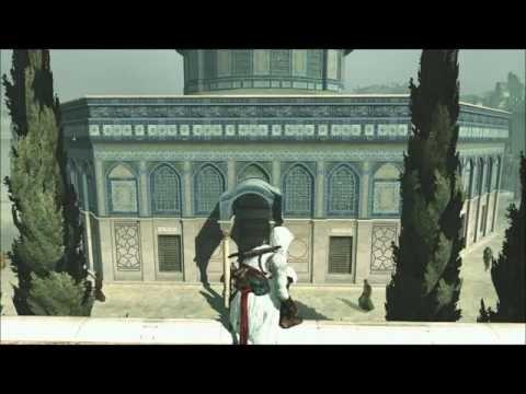 Spaziergang durch Jerusalem und Damaskus [1080p]