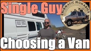 Finding The Perfect Size RV For A Single Guy Using Craigslist