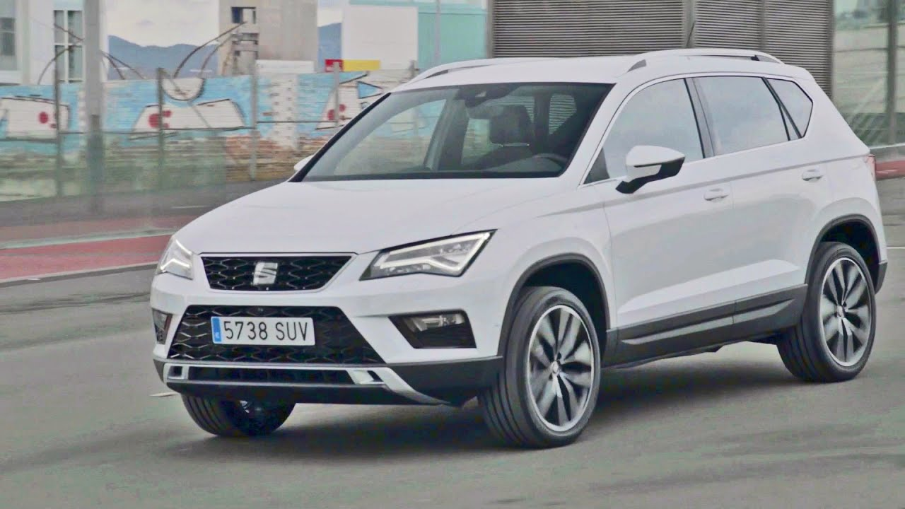 2017 seat ateca suv youtube. Black Bedroom Furniture Sets. Home Design Ideas