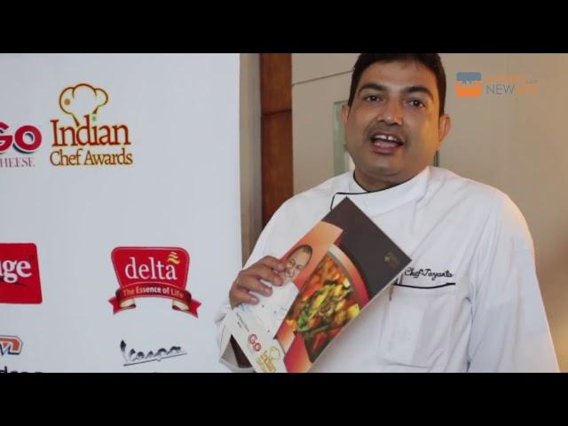 Go Cheese Indian Chef Awards 2018 at Hyatt Regency - Part 1