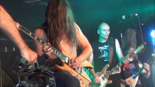 Violent Force - Dead City Live @ Headbangers Open Air 2014