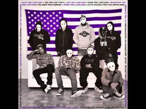 ASAP Rocky - Brand New Guy (feat. ScHoolboy Q)
