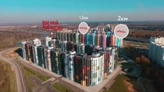 видео Новостройки на Дмитровском шоссе