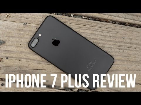 Apple iPhone 7 Plus Review Videos