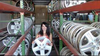 Factory Original Dodge Journey Rims & OEM Dodge Journey Wheels – OriginalWheel.com