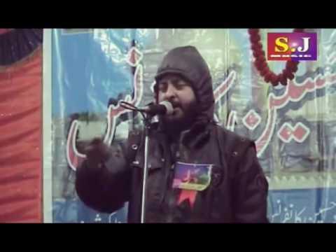 Very emotional naat by sajjad nizami must watch  Haidar ka gharana KARBAL mein